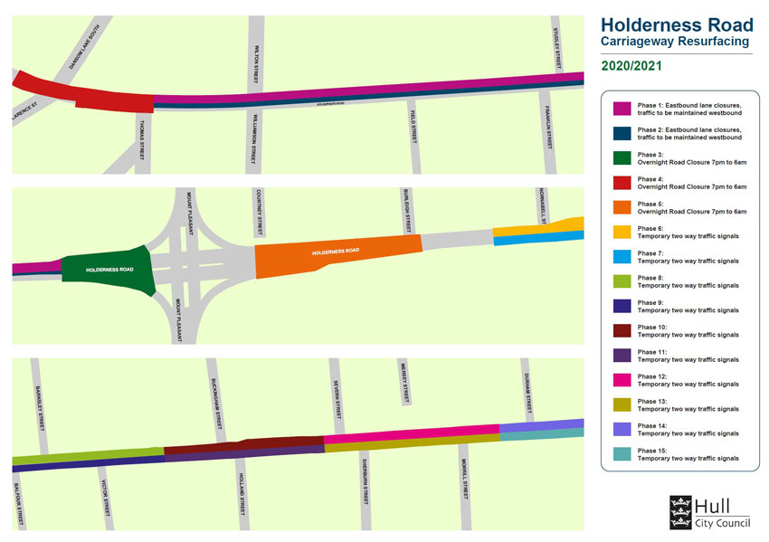 Major Investment To Boost City's Key Transport Routes