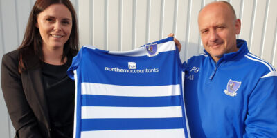 Northern Accountants Proud To Support Hall Road Rangers