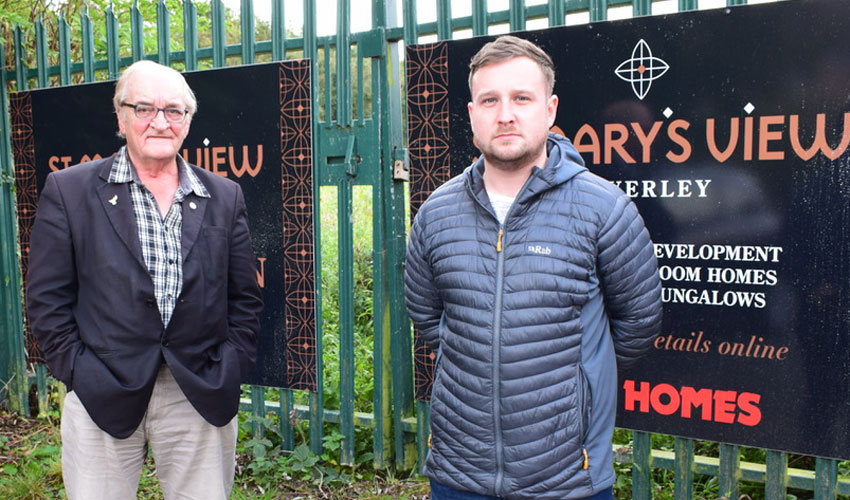 Lib Dems Join Residents In Saying 'No' To 90 New Homes On Poplars Way