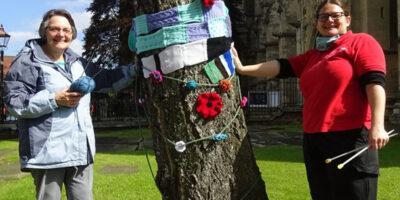 Beverley Minster To Host Yarn Bombing Event In October