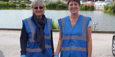 Litter Pickers Donated To Swanland Village Association