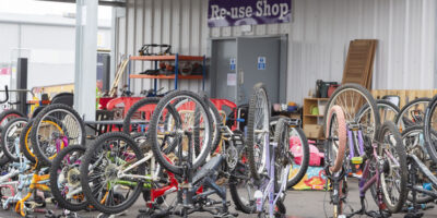 Research Shows Public Support For Re-Use Shops At Recycling Centres