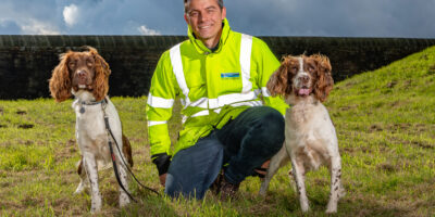 Yorkshire Water Sniffs Out New Recruits