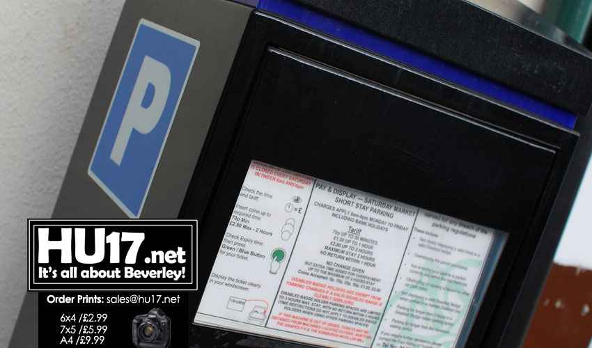 Free Weekend Parking In Hull City Centre This Christmas