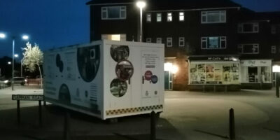 The Humber Talking Community Pod Moves To Swinemoor Estate