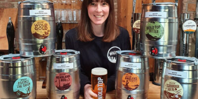 Cask Conditioned Beers Range Launched By Local Brewery