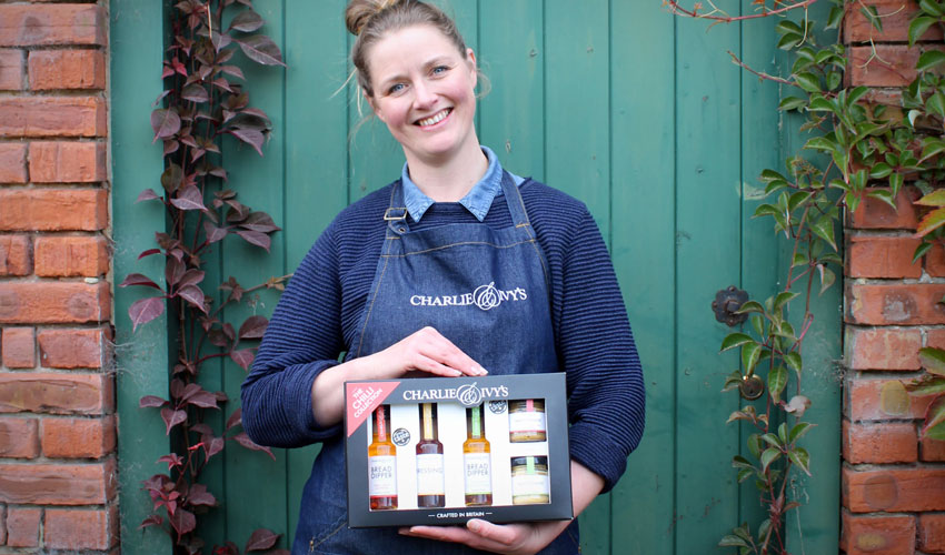 Yorkshire Rapeseed Oil Business Adds New Eco Gift Box For Christmas