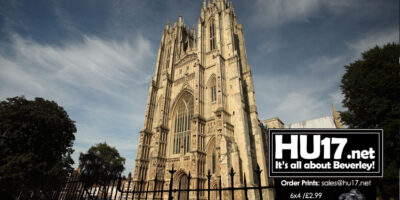 Funding For Beverley's 'Two Churches, One Town' Celebrated By MP