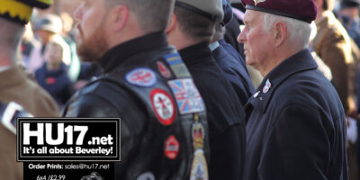 Remembrance Day Parade Cancelled For 2020