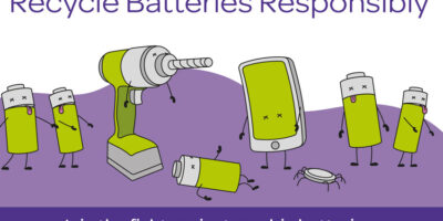 Residents Urged To Join Fight Against Zombie Batteries
