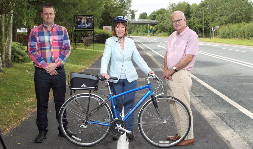 Active Travel Fund Cash Welcomed By Councillors And MP