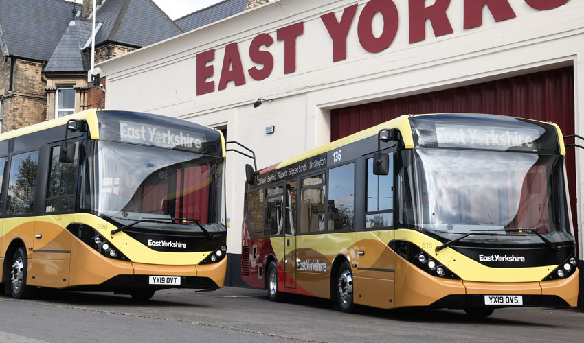 Christmas And New Year Buses Announced
