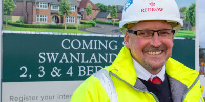 Two Major Milestones For Swanland Site Manager