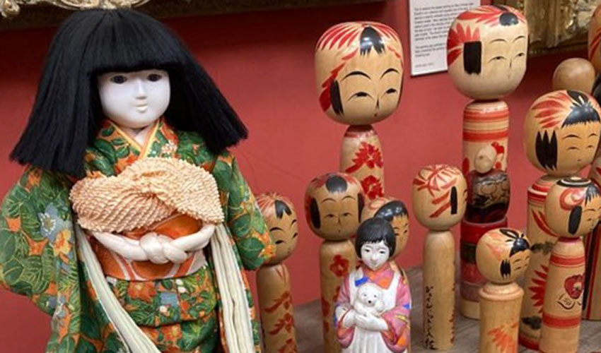 Japanese Themed Videos Launched By Beverley Art Gallery
