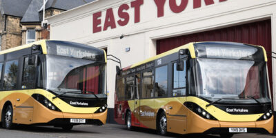 The Region's Buses Now Safer Than Ever In Time For Christmas Shopping