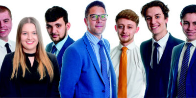 Six Exceptional Trainees Join One Of The Leading Accountancy Firm