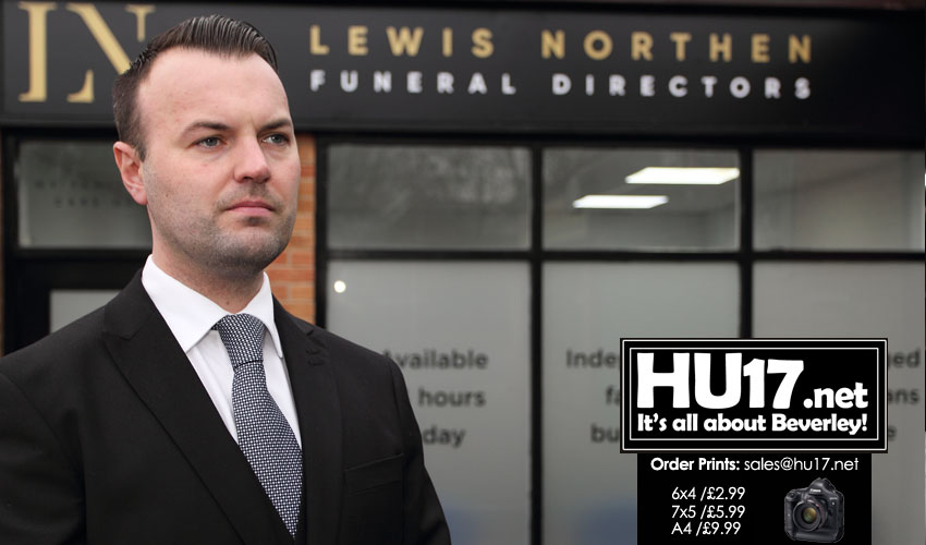 Funeral Directors New To Beverley Offers Decade Of Experience
