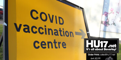 MP Echoes Calls For Patience As Covid-19 Vaccine Rollout Continues At Pace In East Riding