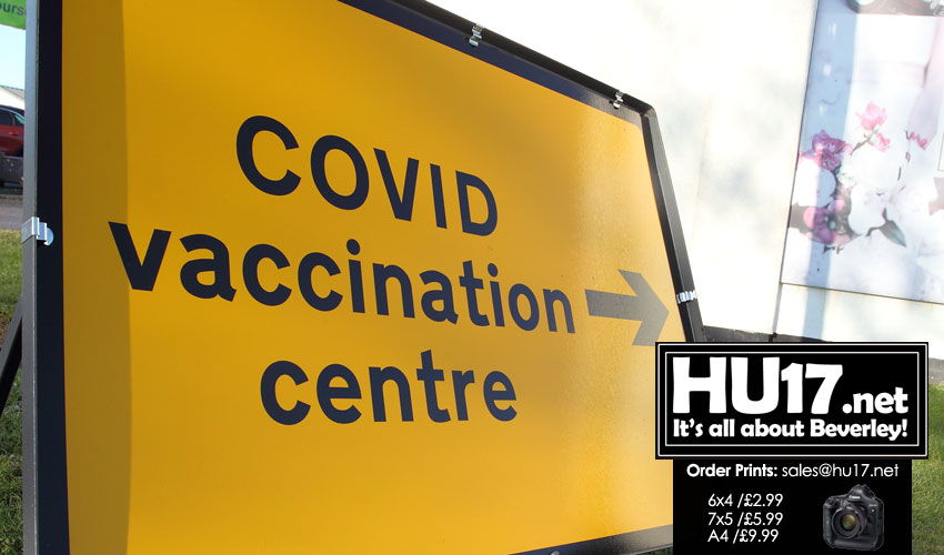 High Risk and Vulnerable In Beverley Get COVID Vaccination