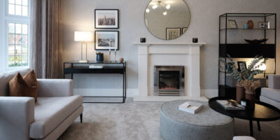 Latest Interior Trends Showcased In Swanland Show Home