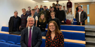 New Turing Scheme For Exchange Students Welcomed By MP