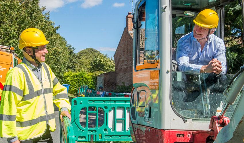 Graham Stuart MP Wants To See Full-Fibre In Rural Communities