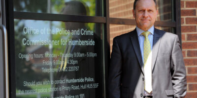 Crime Commissioner Keith Hunter Launches Re-Election Campaign
