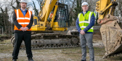 Hobson & Porter Starts Work On New NHS Health Centre