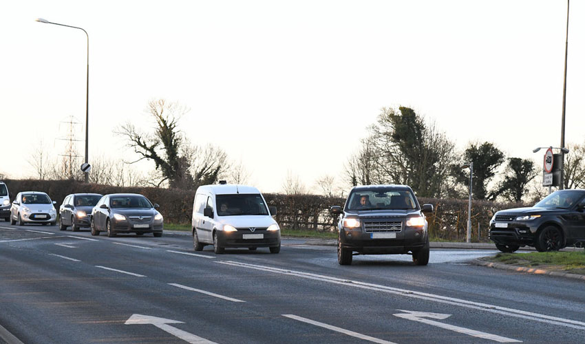 £1.2 Million Improvement Scheme Planned For Busy Roundabout