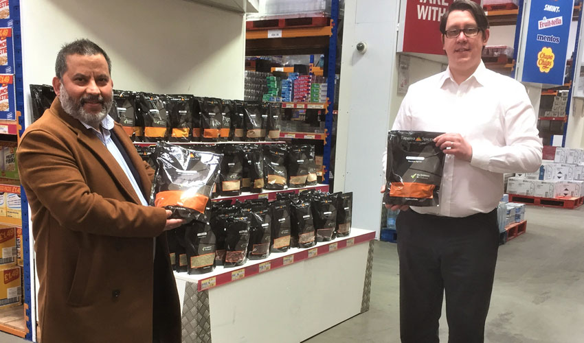 Tapasya Spices Partnership Helps Dee Bee Kickstart Food Service