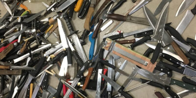 Operation Sceptre - National Campaign To Tackle Knife Crime Backed By Humberside Police