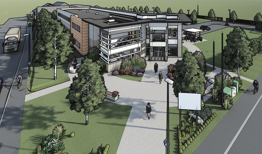 Beverley Enterprise Centre Builds Up To A Brighter Future As Construction Work Starts