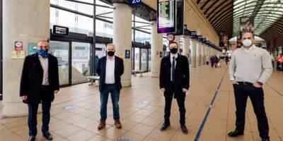 Smart City Screens Set To Transform Hull's Paragon Interchange