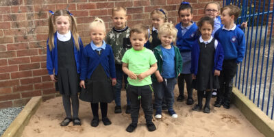 School Playground Repaired Thanks To Local Family Firm