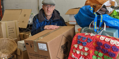 Jacob's Well Appeal For Volunteers To Help Sort Through Donated Goods