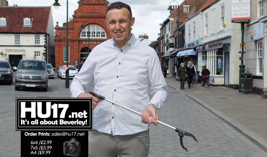 Wombles of Beverley - Chairman Talks About Success Of Local Litter Picking Voluntary Group