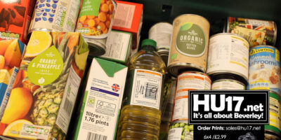 Foodbanks Raise Their Concerns After Seeing Referrals Increase