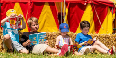 Businesses Leading The Way To Promote Literacy By Backing The Big Malarkey