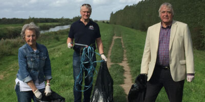 MP To Celebrate The Great British Spring Clean With Local Primary School
