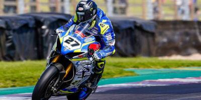 Brandfixx Agree Sponsorship Deal With British Superbike Rider