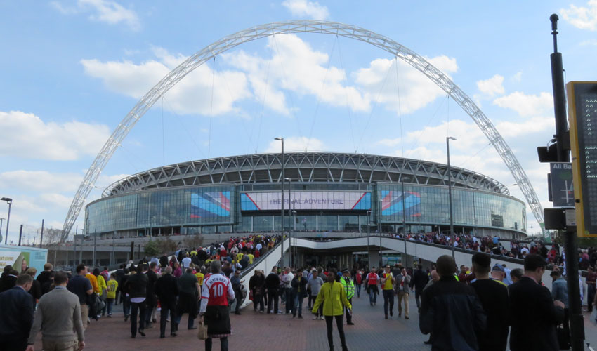 Top Football Stadiums In 2021