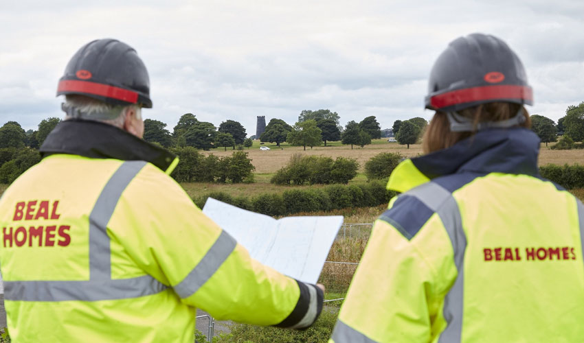Beal Begins Work On Select Development In Beautiful Beverley