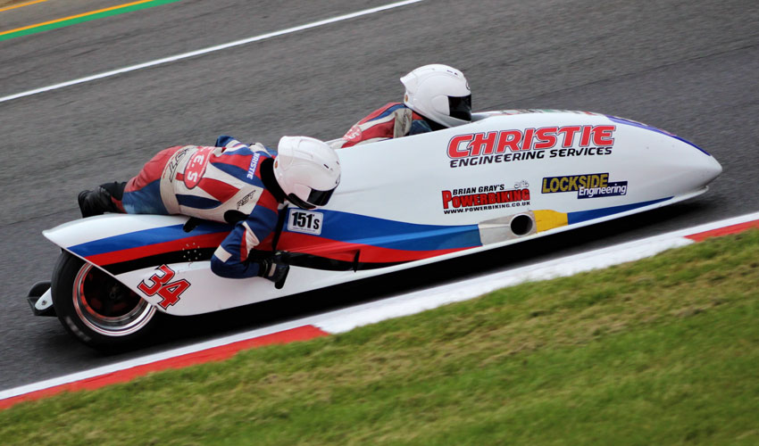 Brace Of Second Places For Team Christie Racing