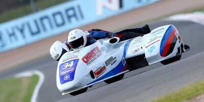 Beverley's Christie Brothers Secure Podium Finishes At Opening Round