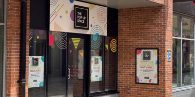 Pop-Up Space To Help New Businesses Branch Out At Flemingate
