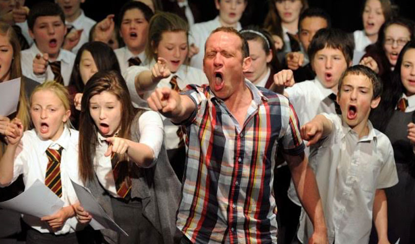 Local Theatre Supports Stage Dreams Of Hull's Youngsters