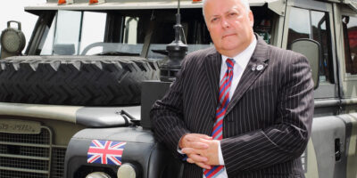 MOD Recognise Council For Work With Armed Forces Community