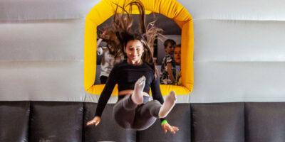 Jump Inc Brings Urban Playground Fun To Flemingate Centre