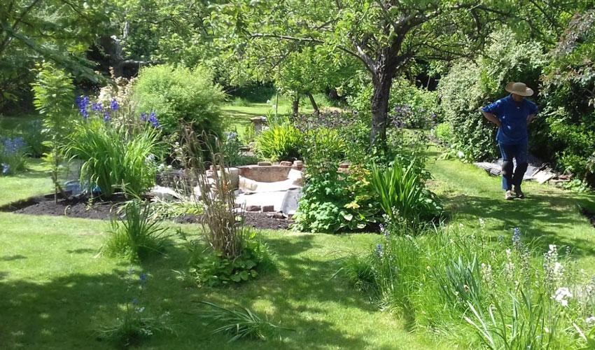 Housebuilder Supports Beverley Minster's Secret Garden