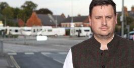 Cllr Boynton Intervenes With Traveller Camp In Beverley
